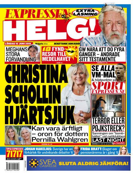Expressen June 16, 2018 00:00