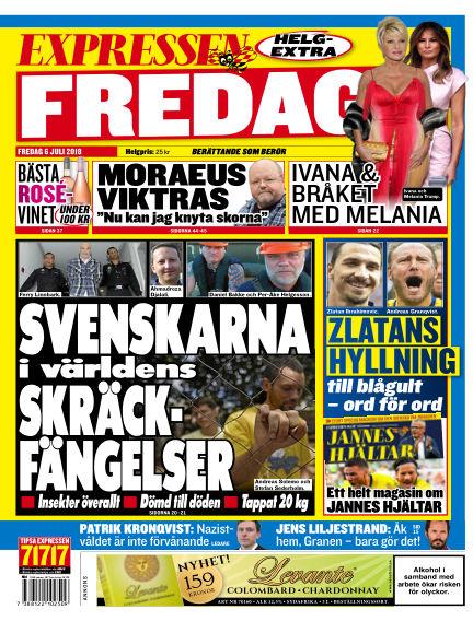 Expressen July 06, 2018 00:00
