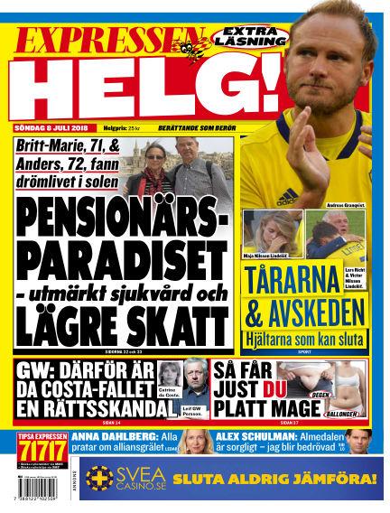 Expressen July 08, 2018 00:00