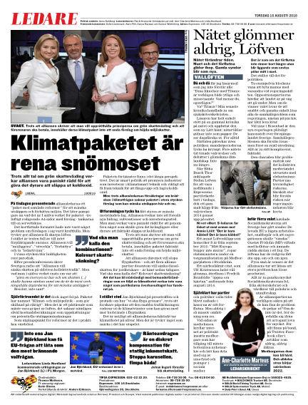Expressen August 16, 2018 00:00