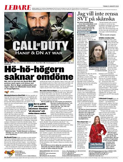 Expressen August 21, 2018 00:00