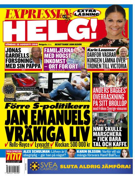 Expressen August 26, 2018 00:00