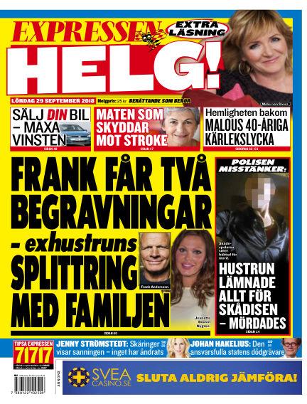 Expressen September 29, 2018 00:00