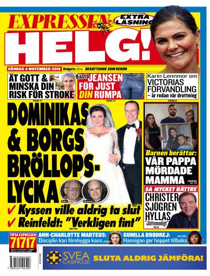 Expressen November 04, 2018 00:00