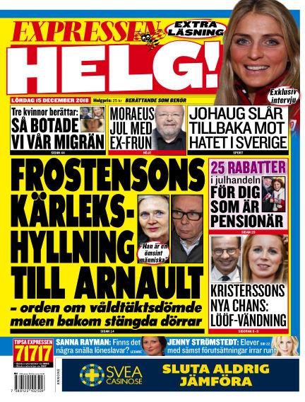 Expressen December 15, 2018 00:00