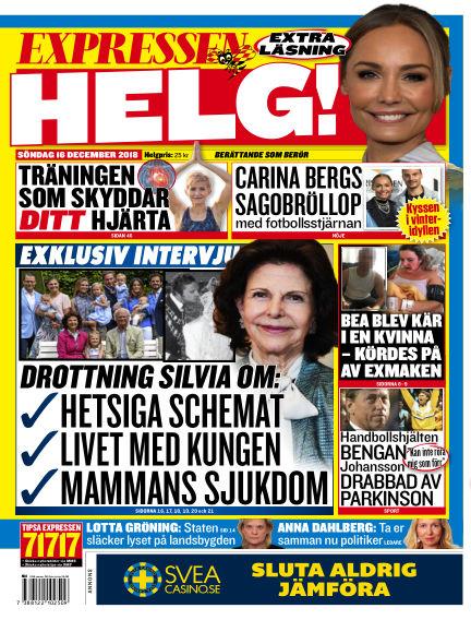 Expressen December 16, 2018 00:00