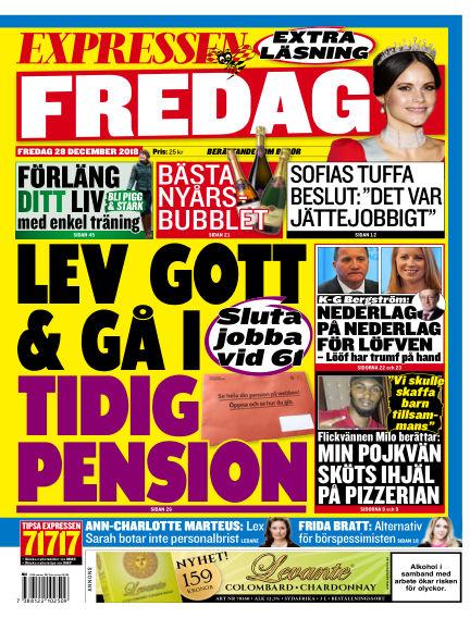 Expressen December 28, 2018 00:00