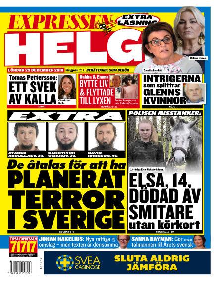 Expressen December 29, 2018 00:00