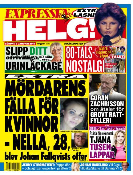 Expressen January 05, 2019 00:00