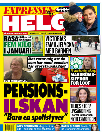Expressen January 06, 2019 00:00