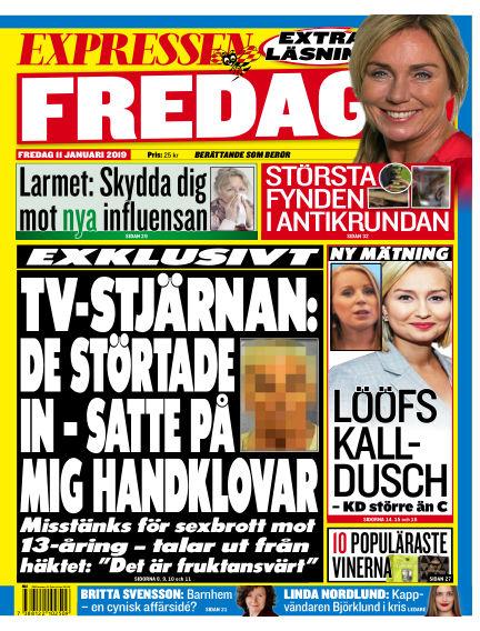 Expressen January 11, 2019 00:00