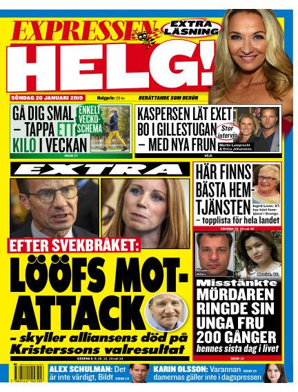 Expressen January 20, 2019 00:00