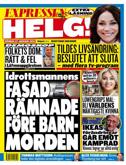 Expressen January 27, 2019 00:00