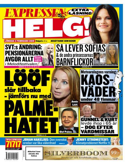 Expressen February 02, 2019 00:00