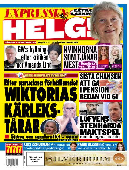 Expressen February 03, 2019 00:00
