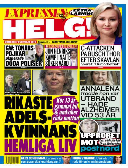 Expressen February 17, 2019 00:00