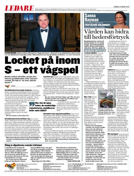 Expressen March 23, 2019 00:00