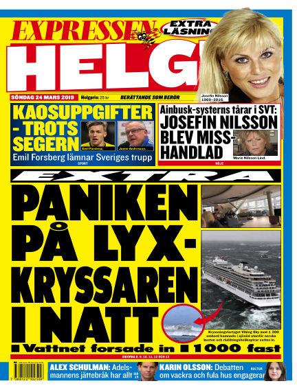 Expressen March 24, 2019 00:00