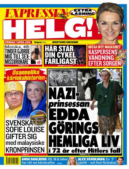 Expressen April 07, 2019 00:00