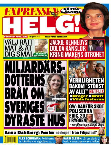 Expressen April 14, 2019 00:00