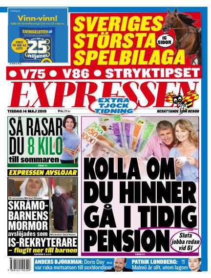 Expressen May 14, 2019 00:00