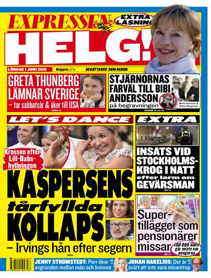 Expressen June 01, 2019 00:00