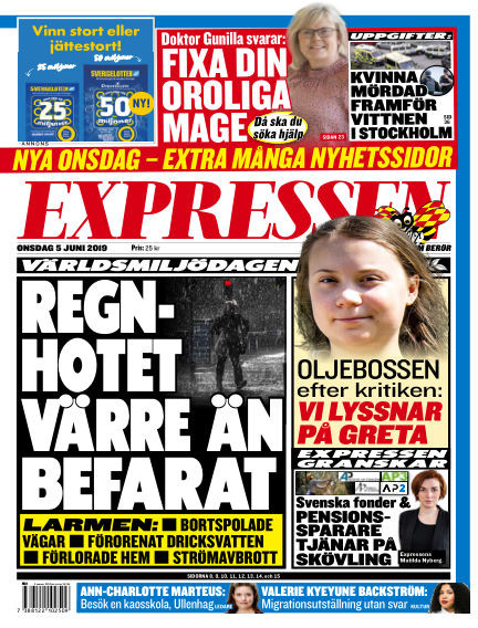 Expressen June 05, 2019 00:00