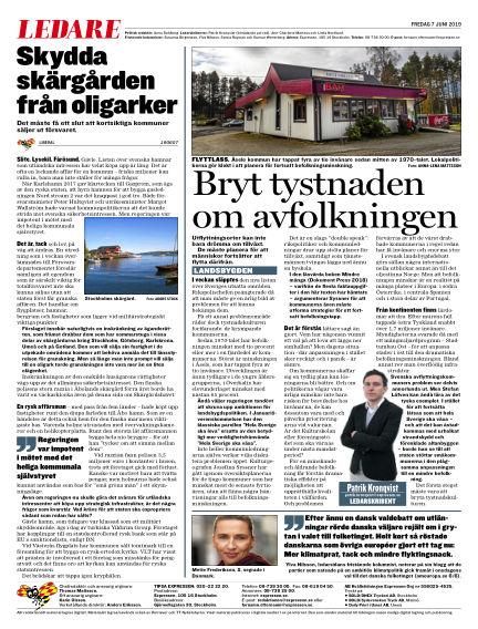 Expressen June 07, 2019 00:00