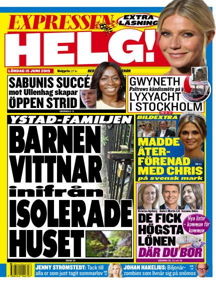 Expressen June 15, 2019 00:00