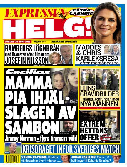 Expressen June 29, 2019 00:00