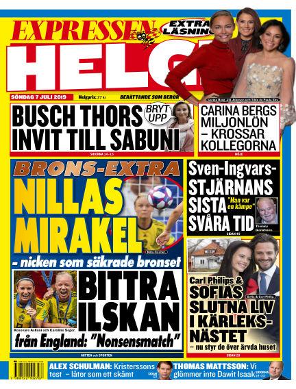 Expressen July 07, 2019 00:00