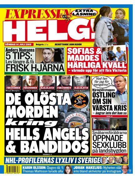 Expressen July 14, 2019 00:00