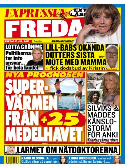 Expressen July 19, 2019 00:00