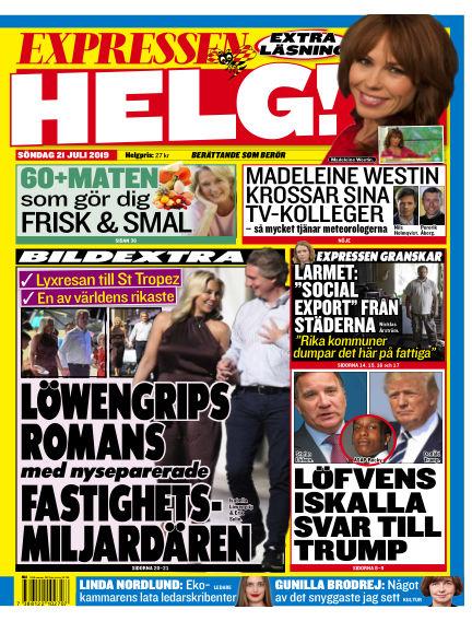 Expressen July 21, 2019 00:00