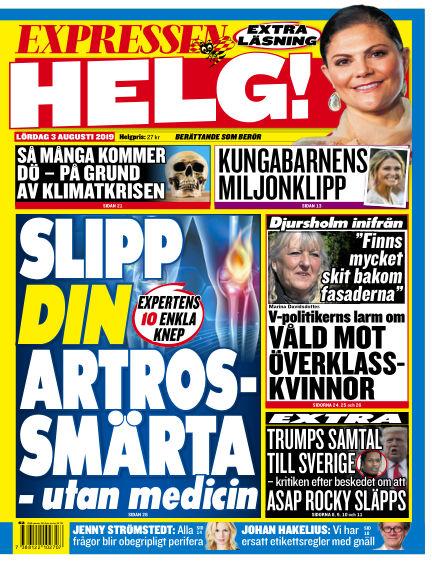 Expressen August 03, 2019 00:00