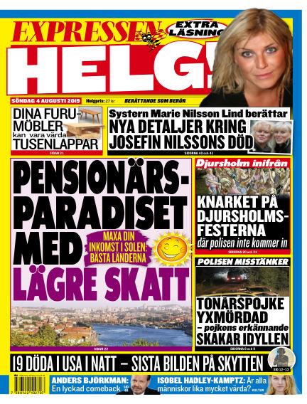 Expressen August 04, 2019 00:00
