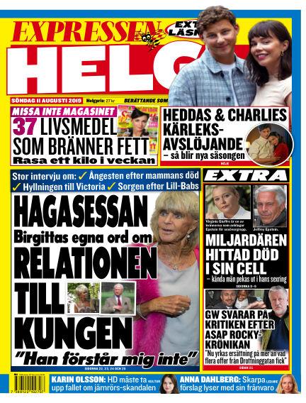 Expressen August 11, 2019 00:00