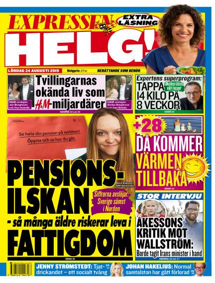 Expressen August 24, 2019 00:00