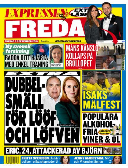 Expressen September 06, 2019 00:00