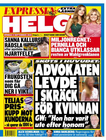 Expressen September 08, 2019 00:00