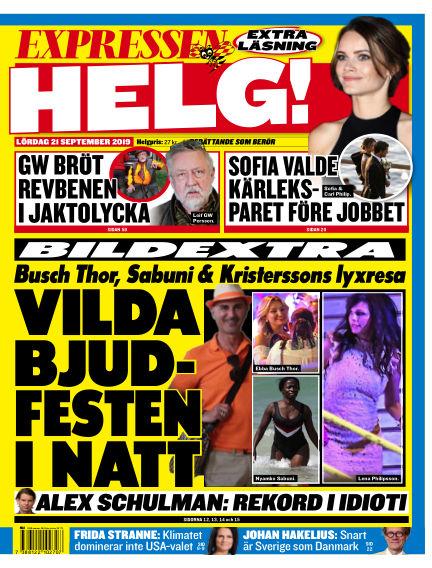 Expressen September 21, 2019 00:00