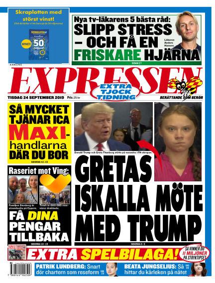 Expressen September 24, 2019 00:00