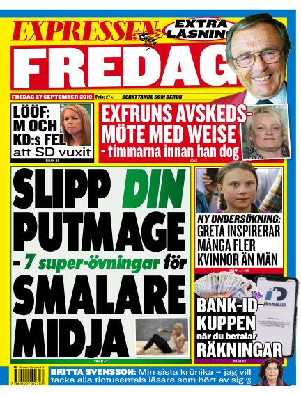 Expressen September 27, 2019 00:00