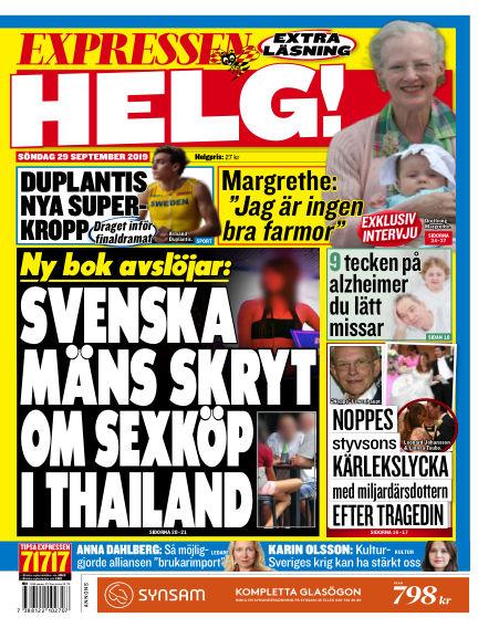 Expressen September 29, 2019 00:00