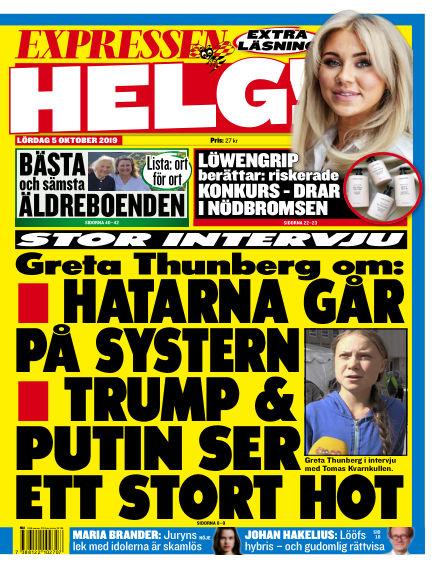 Expressen October 05, 2019 00:00