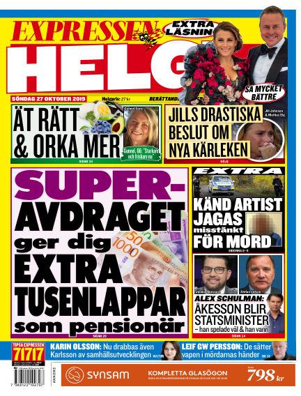 Expressen October 27, 2019 00:00