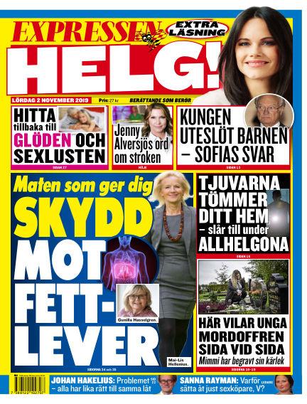 Expressen November 02, 2019 00:00
