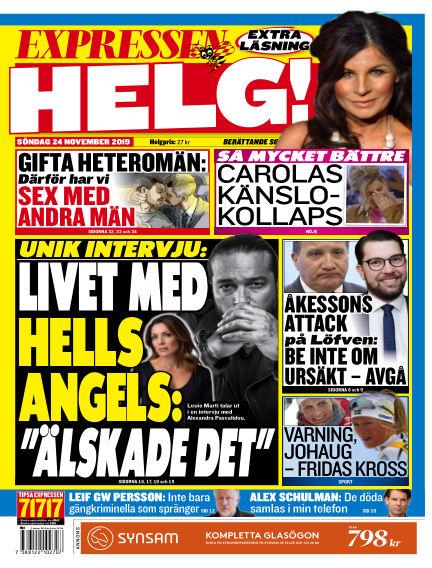 Expressen November 24, 2019 00:00