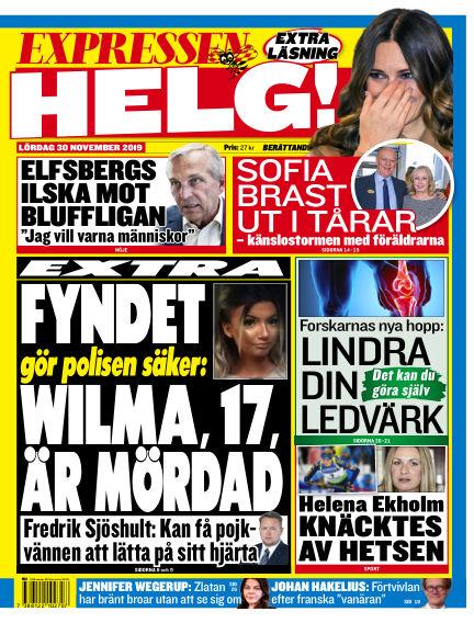 Expressen November 30, 2019 00:00