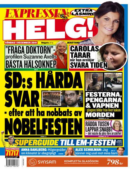 Expressen December 01, 2019 00:00